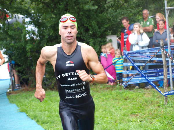 Tolle Leistungen der Dettinger Triathleten