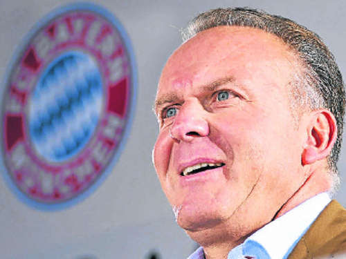 Rummenigge will Versicherungs-Revolution