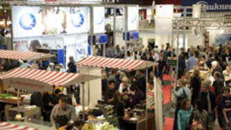 All you can eat&STYLE in München – Genussmesse in der Kulturhalle Zenith