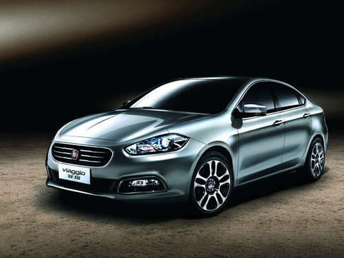 Made in China: Der neue Fiat Viaggio