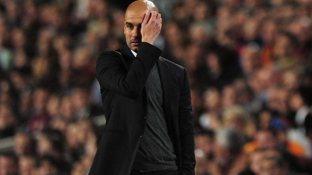 Medien Barca Trainer Guardiola Vor Abschied Fußball