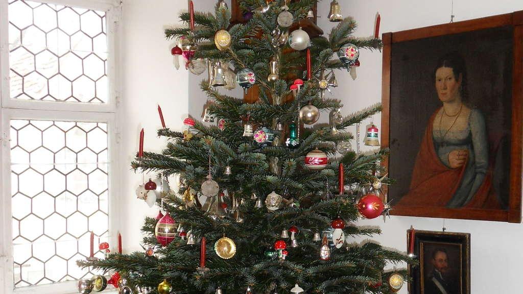 So Schon War Weihnachten In Der 20ern Mindelheim