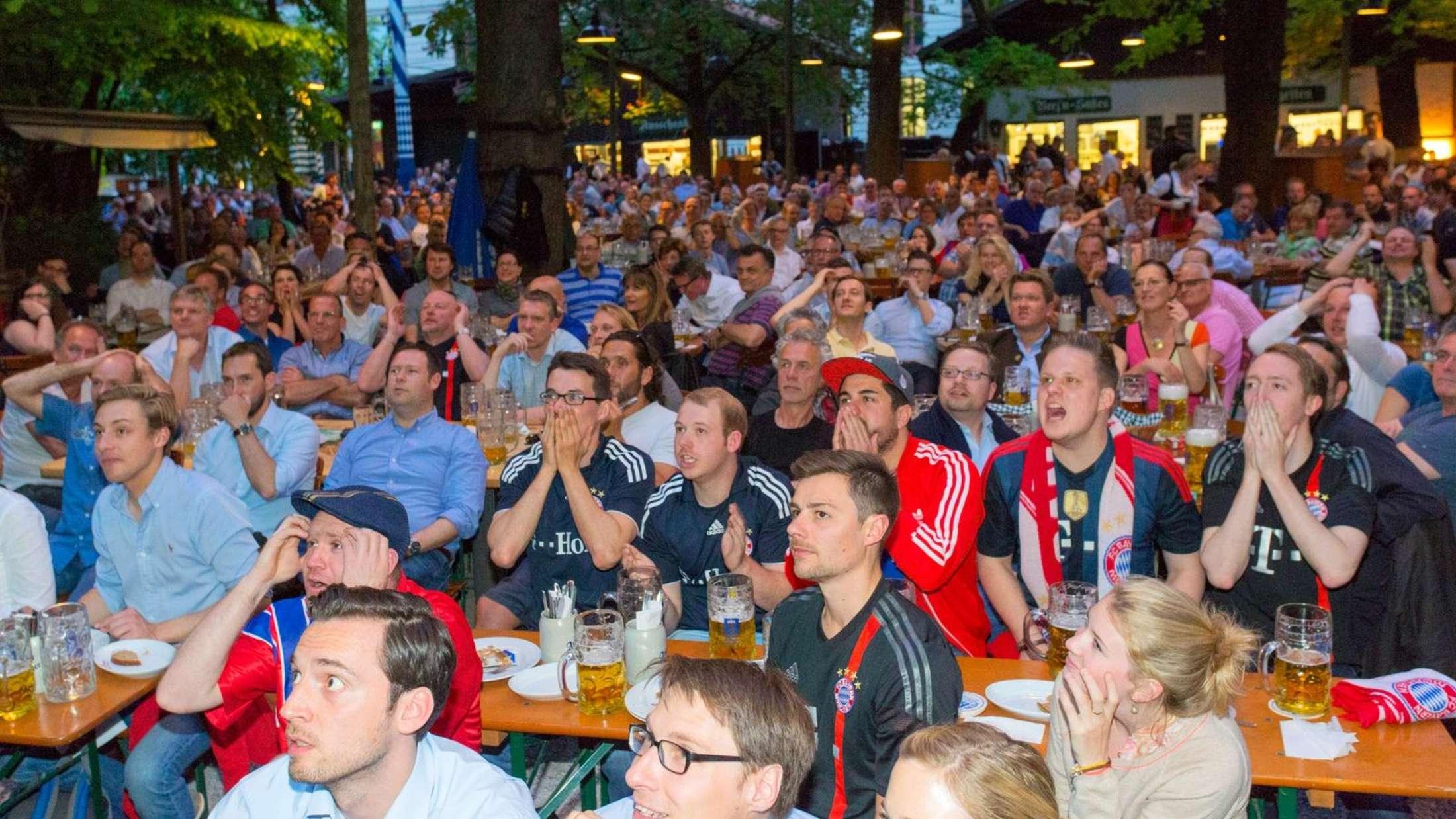 Eintracht Frankfurt Public Viewing