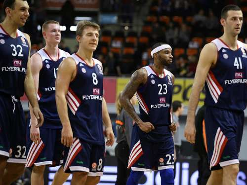 Euroleague: Lern-Saison für Bayern-Baskets