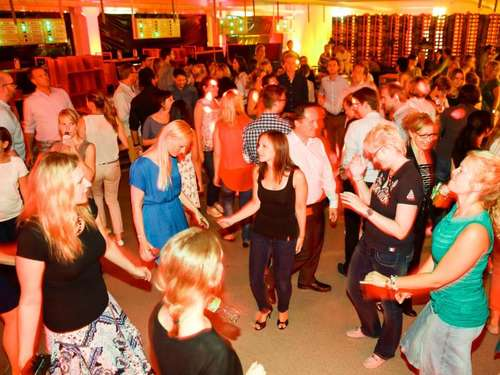 Nickerchen oder Disco: Mittagspause mal anders