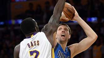 Starker Nowitzki fertigt mit Mavericks Lakers ab
