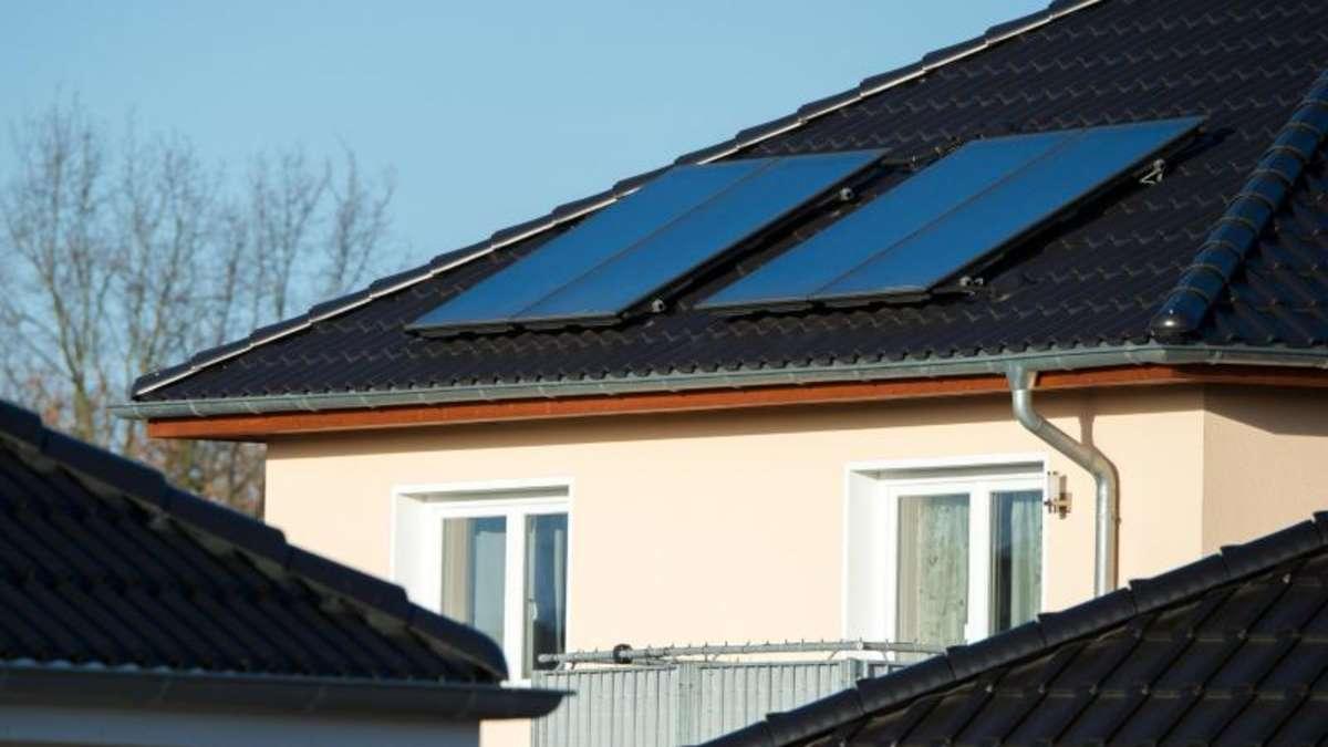 Tankstelle sonne w rme und strom f rs haus aus for Ok energie haus