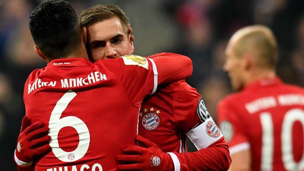 Pokalspiel Bayern Gegen Wolfsburg
