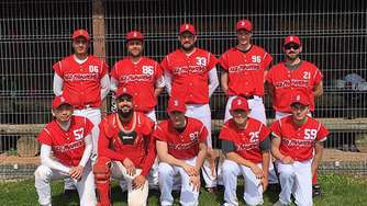 Baseball-Pfingstturnier der Red Phantoms