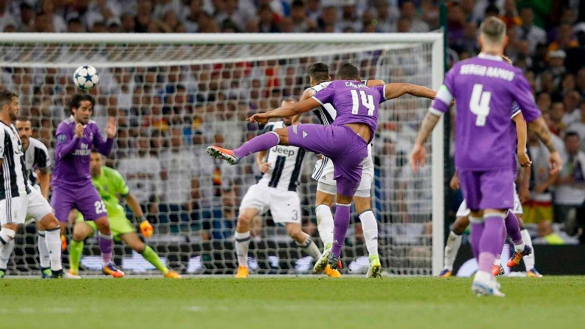 Live Ticker Juventus Turin Gegen Real Madrid Im Champions