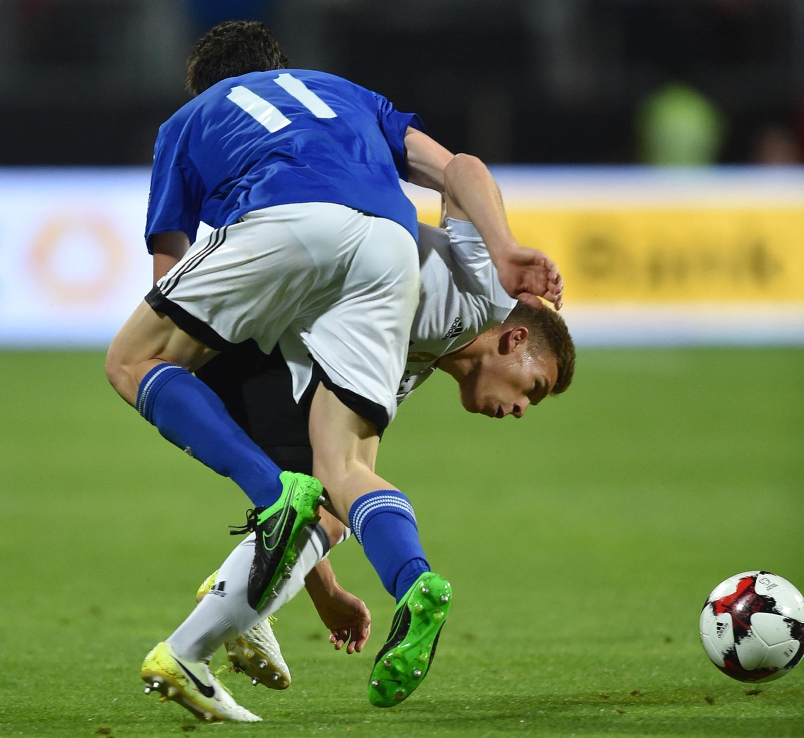 fußball deutschland gegen san marino
