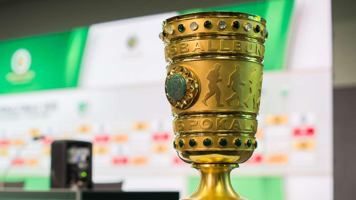 Auslosung Dfb Pokal Zweite Runde