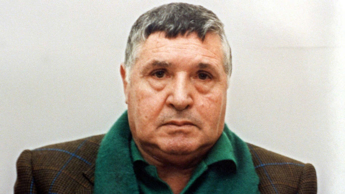 IMG SALVATORE RIINA, Italian Mafia's 'Boss of Bosses'