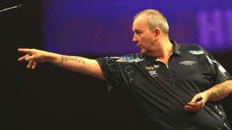 "So startet ""The Power"" in die Darts-WM"