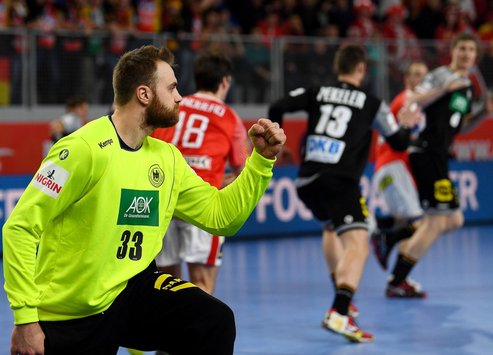 handball deutschland gegen dänemark