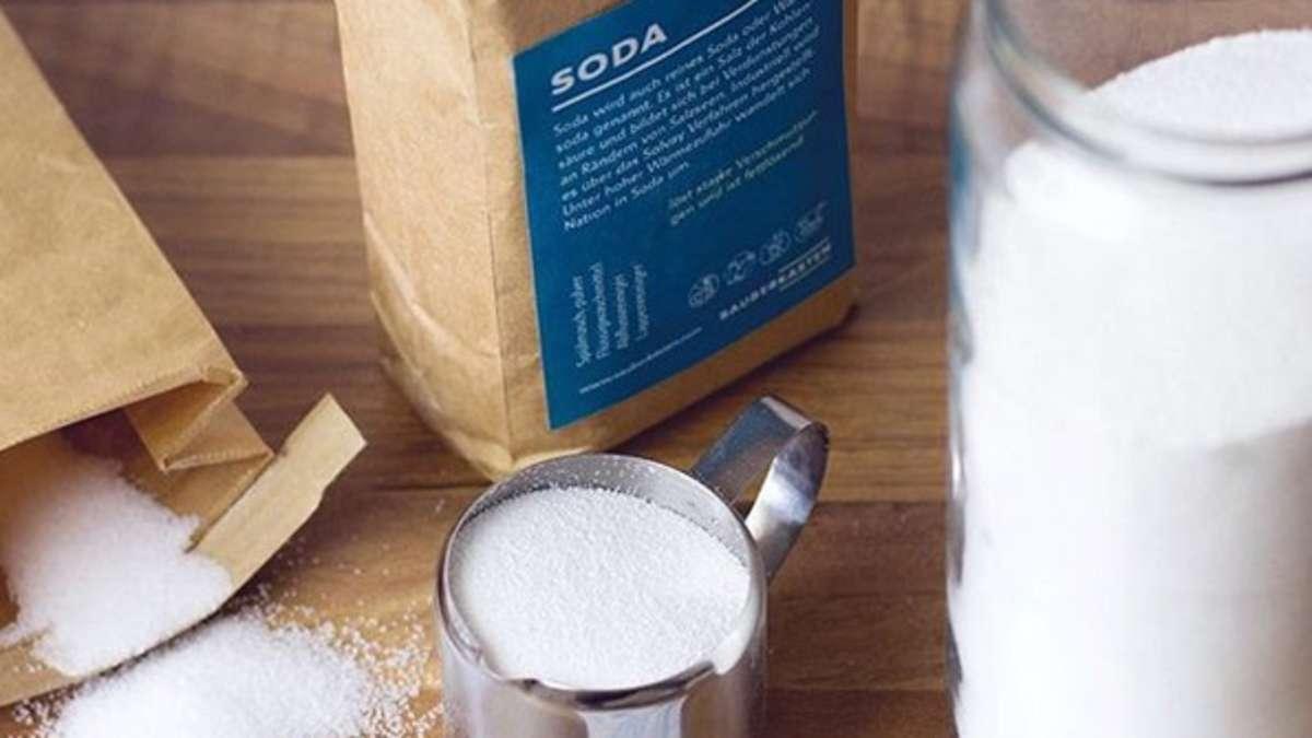 Betonpflastersteine Mit Soda Reinigen : soda zum reinigen mit diesen tipps gl nzen backofen ~ Watch28wear.com Haus und Dekorationen