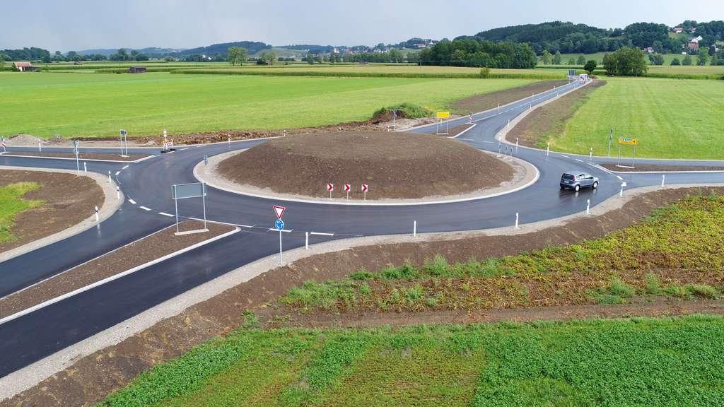 Eberhofer Kreisverkehr