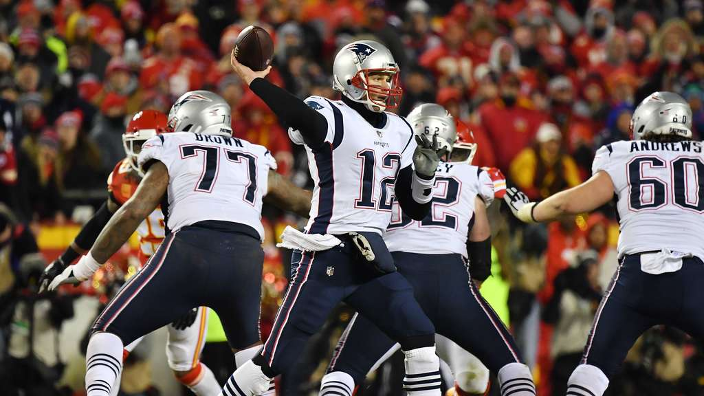 AFC Championship - New England Patriots v Kansas City Chiefs