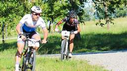 Bergsprint-Duathlon in Leutkirch
