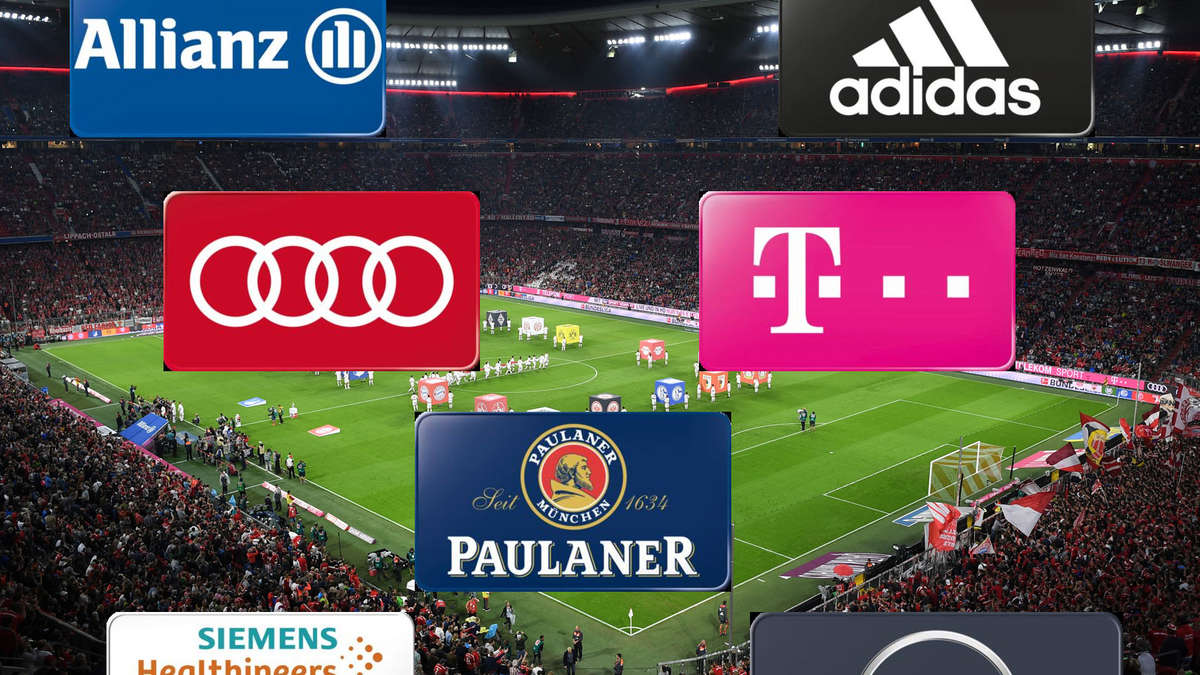 Bayern Sponsoren