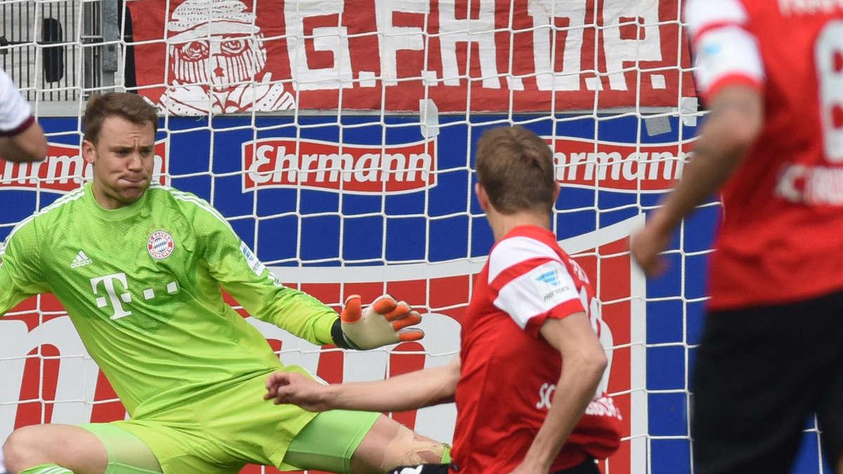 Bundesliga Freiburg Heute