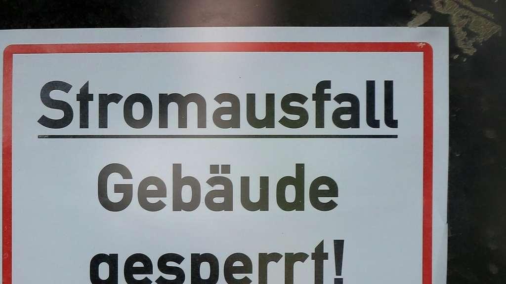 Regensburg Stromausfall