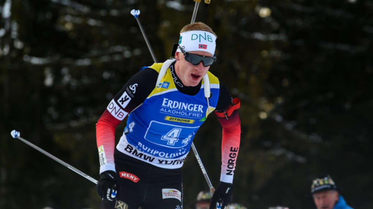 Biathlon Antholz Heute Tv