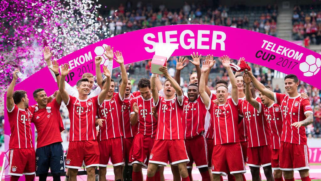 Telekom Cup Stream