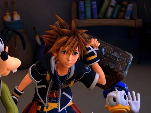 "Disney trifft ""Final Fantasy"" - ""Kingdom Hearts 3"""