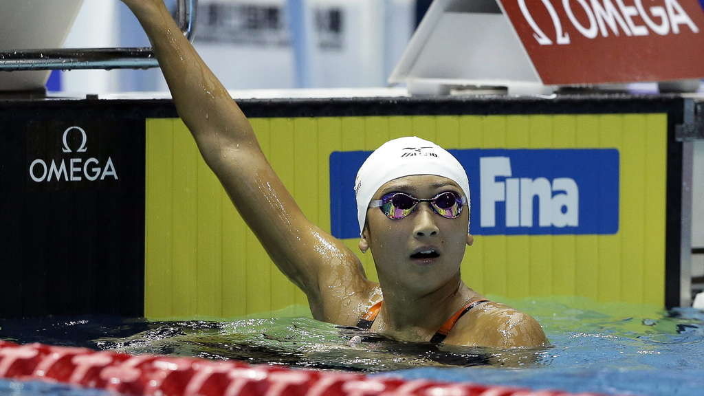 FINA Swimming World Cup 2015