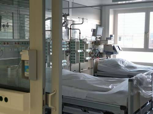 Klinikum Memmingen: Internistische Intensivstation erweitert