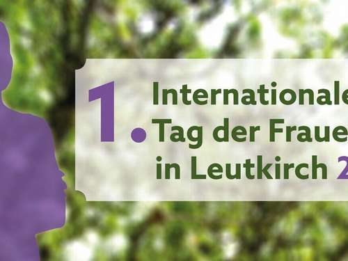 Leutkirch feiert den Internationalen Frauentag