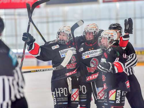 Indians-Frauen im Play-Off-Finale