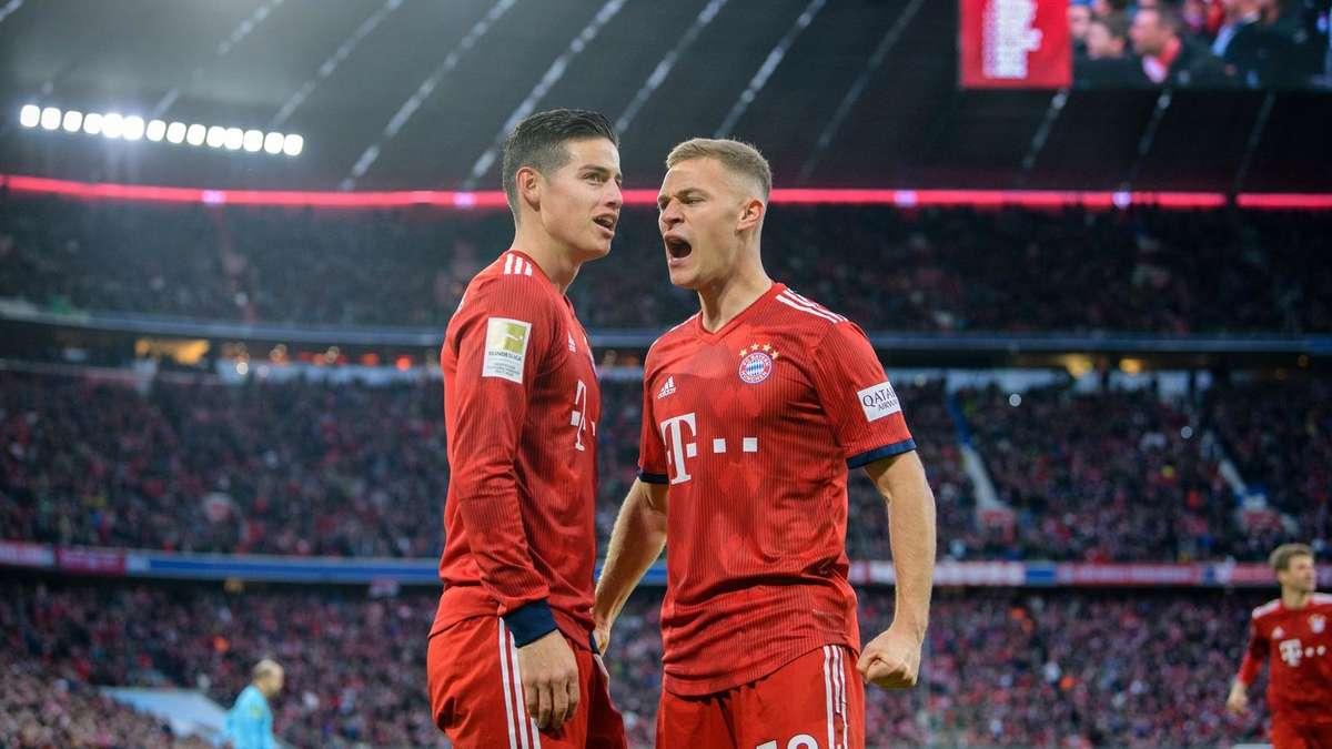 Fc Bayern Gegen Vfl Wolfsburg