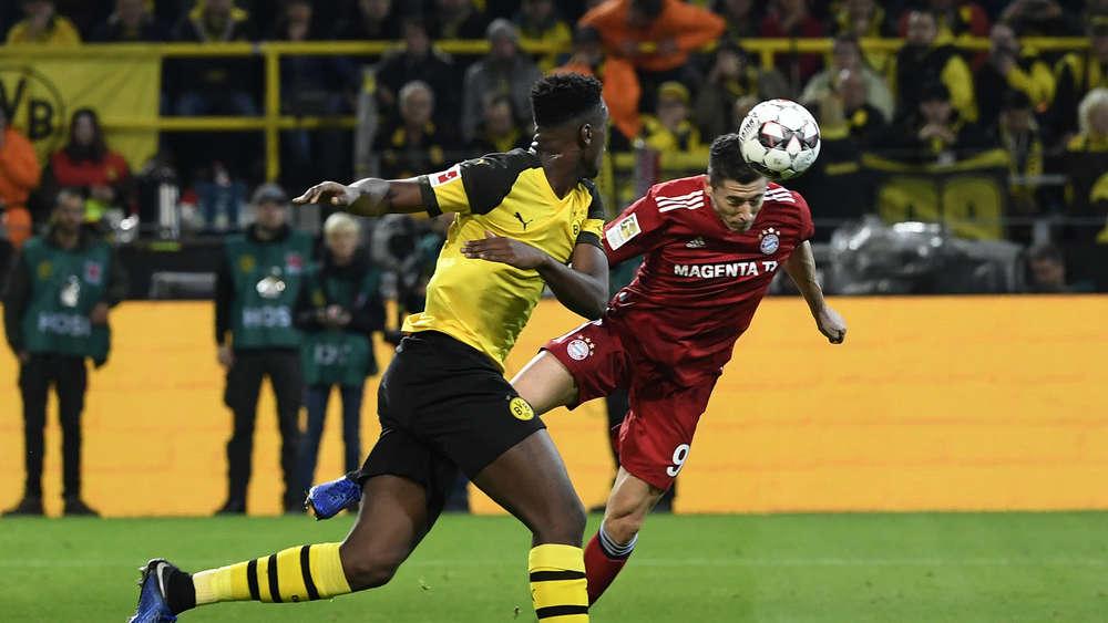 Bayern Dortmund Live übertragung
