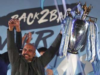 ManCity-Coach Guardiola will Triple-Chance nutzen