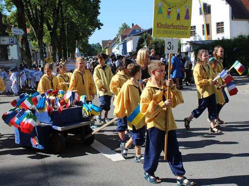 Das war das Kinderfest in Leutkirch 2019