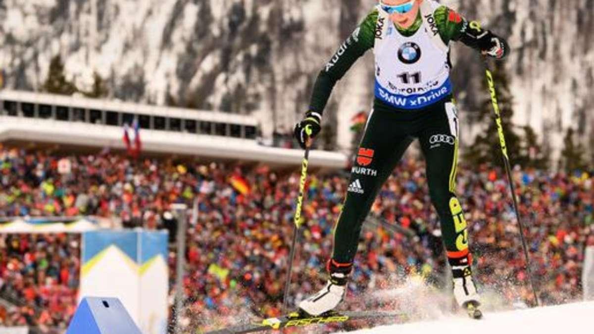 Biathlon Ruhpolding Ergebnisse