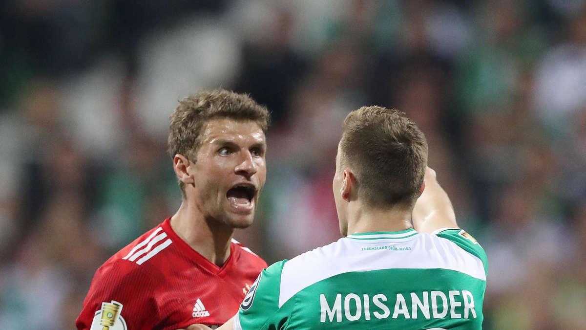Bayern Bremen Heute